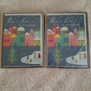 Hallmark Christmas Greeting Cards Bundle Of 24
